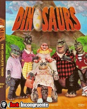 Sinclair dinosaur family movie series