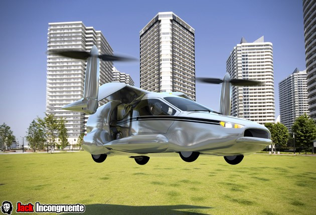 Terrafugia flying car-TF-X-Flying-Car