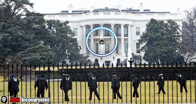 noticia drone cae en la casa-blanca 2015