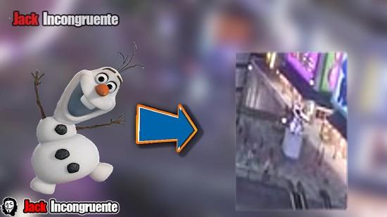BIG HERO 6 OLAF FROZEN