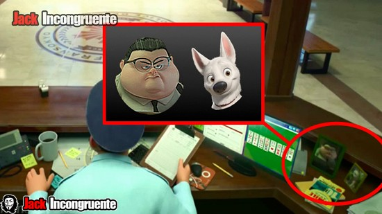 Big hero 6 pelicula Bolt