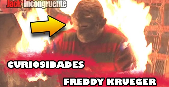 Curiosidades de Freddy Krueger / A nightmare on elm street ...