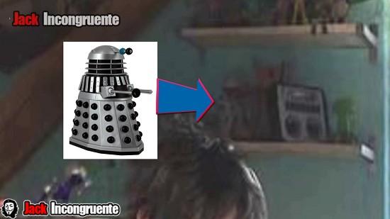 Dalek en la pelicula de big hero 6