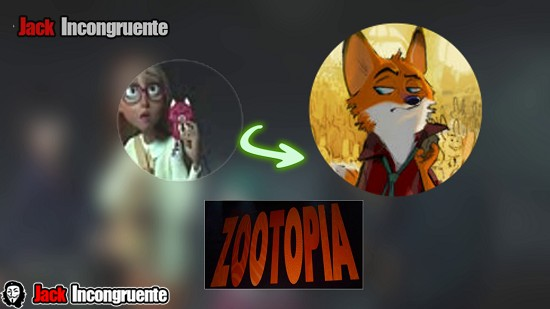 big hero 6 Honey Lemon Nick Wilde  zootopia