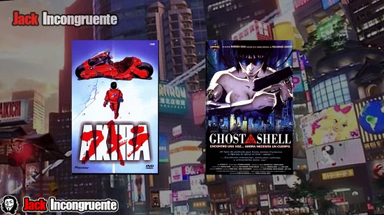 big hero 6  San Fransokyo, inspirado en el filme Akira, Ghost in the Shell