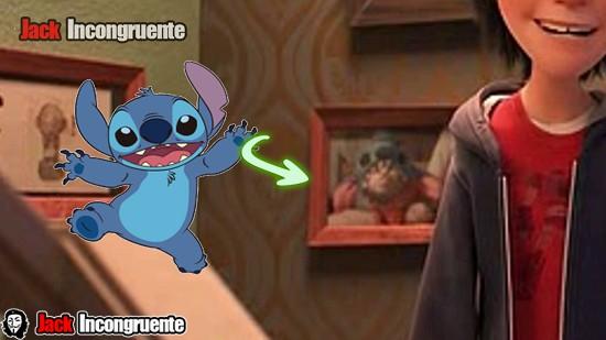 big hero 6 Stitch