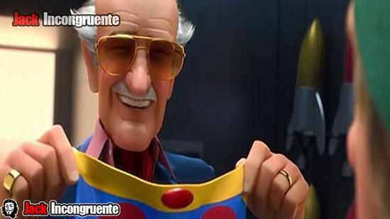 big hero 6 stan lee
