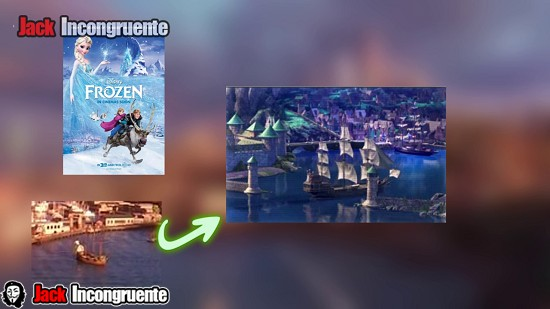 big hero 6elsa frozen barco