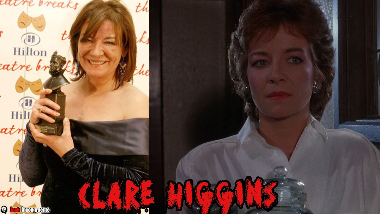 Hellraiser Julia Clare Higgins