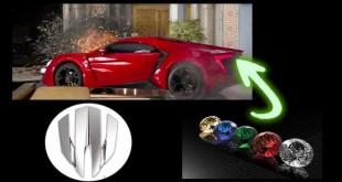 Curiosidades de rapido y furioso 7 automovil LykaN Hypersport