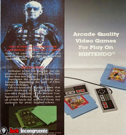 Hellraiser-NES game