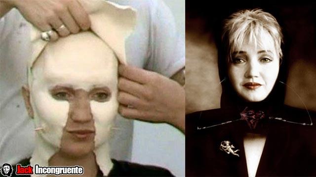 Cenobita woman-woman cenobite Grace Kirby