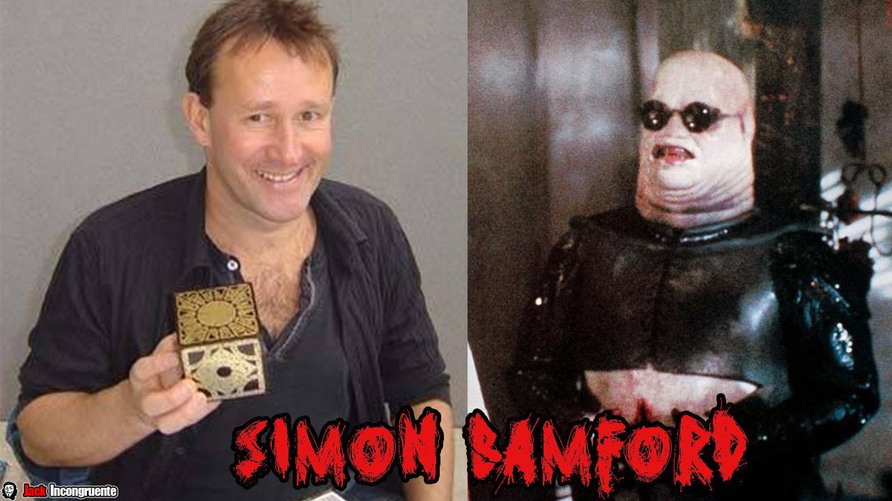 Simon Bamford Hellraiser Butterball