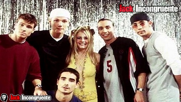 Sabrina the Teenage Witch curiosities Backstreet Boys