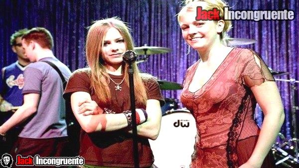 Sabrina the Teenage Witch curiosities Avril Lavigne
