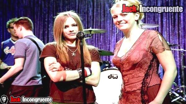 curiosidades sabrina la bruja adolescente Avril Lavigne