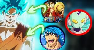 Curiosidades de Dragon Ball Z la resurrección de Freezer