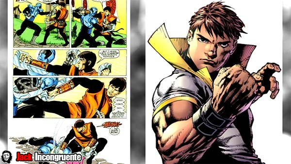 comic-val-armorr-karate-kid-curiosidades-jack-incongruente