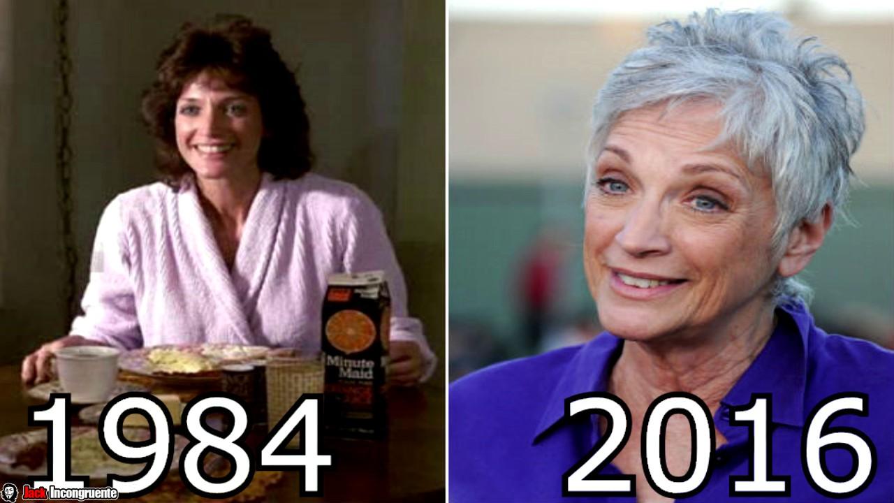 karate kid personajes antes y despues 2016 mama de daniel san