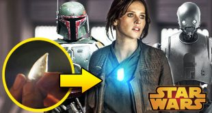 40 Curiosidades de star wars rogue one y Star wars VIII