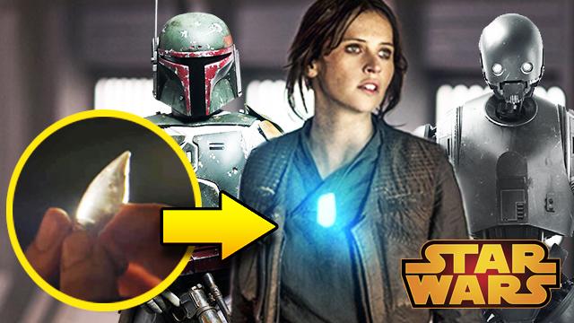 40 Curiosidades de star wars rogue one y Star wars VIII