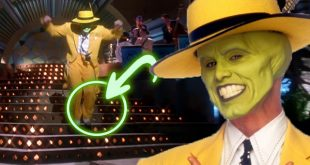 Fun facts about The Mask Movie Jim Carrey 1