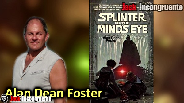 Star wars rogue one los cristales Kyber surgió en la novela de Alan Dean Foster, Splinter of the Mind's Eye