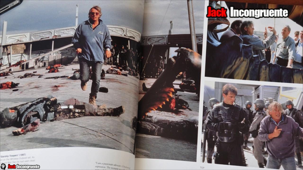 Curiosidades starship troopers es una de las peliculas mas sangrientas del director Paul Verhoeven