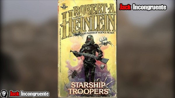Libro starship troopers