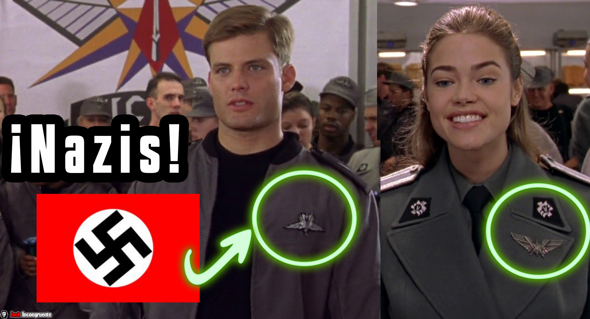 Curiosidades y referencias Starship troopers