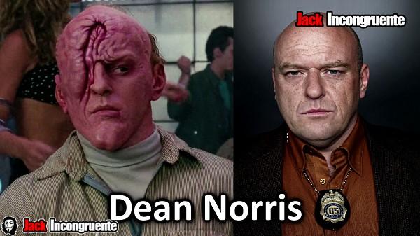 Curiosidades total recall Tony fue interpretado por Dean Norris