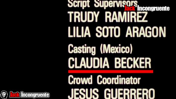 total recall audiciones en mexico Claudia becker