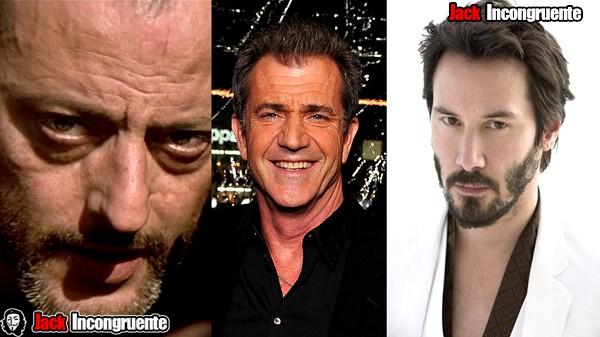 leon el profesional Mel Gibson y Keanu Reeves estuvieron muy interesados en el papel de Leon