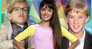 Top 10 niños famosos antes y después 2017 - Porque ya no los ves en TV