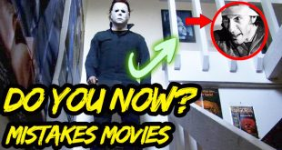 40 Fun facts and mistakes movies Halloween 1978 Michael Myers - Jack incongruente