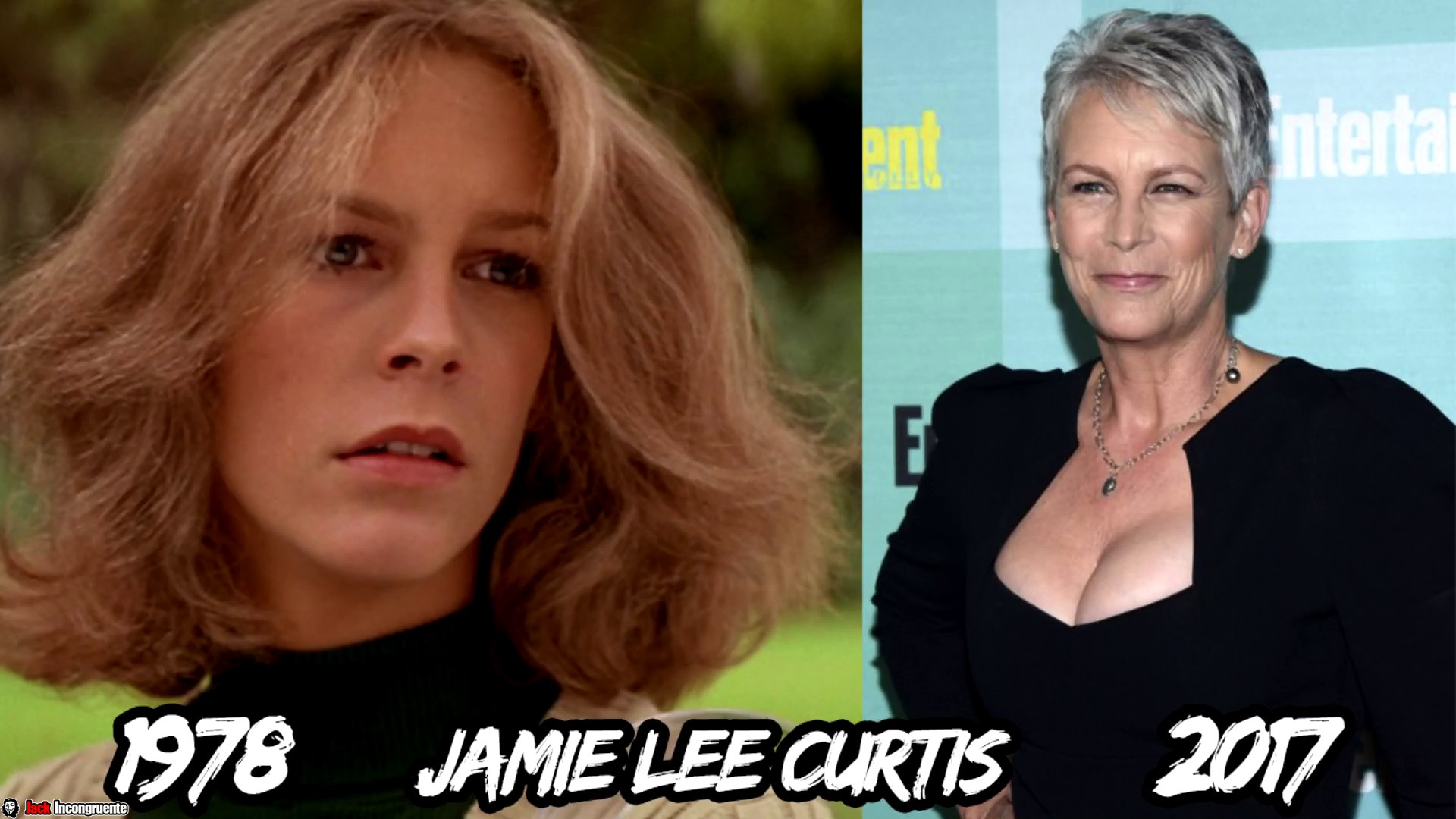 curiosidades de halloween antes y despues 2018 Jamie Lee Curtis
