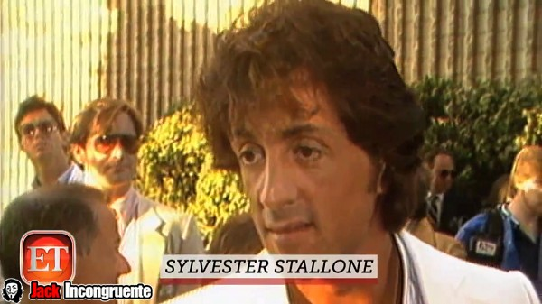 silvestre stallone ESTRENO de la pelicula los cazafantasmas 1984