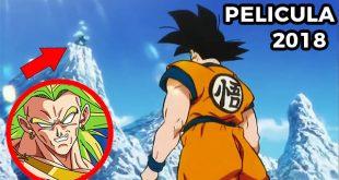 Dragon Ball Super Trailer Pelicula 2018 Yamoshi Y Broly en esta nueva aventura