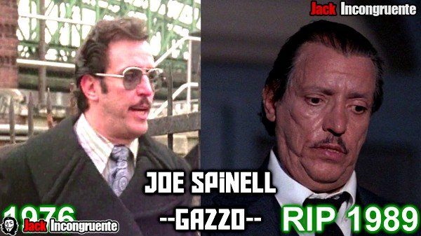 antes y despues pelicula rocky 2018 Gazzo Joe Spinell