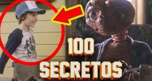 100 curiosidades que nunca supiste de E.T., El extraterrestre (PELICULA) Steven Spielberg