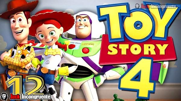 15 Curiosidades de la película TOY STORY 4