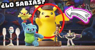 15 Curiosidades de la película TOY STORY 4 ¿pikachu sera un nuevo juguete?