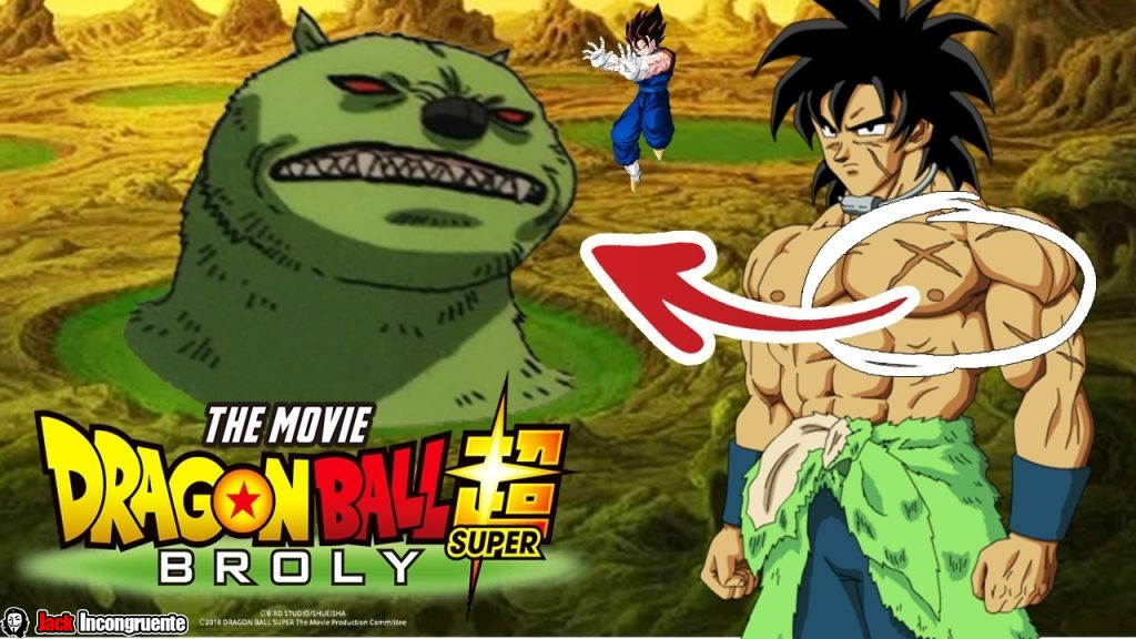 12 fatos não publicados de dragon ball super BROLY Movie 2019