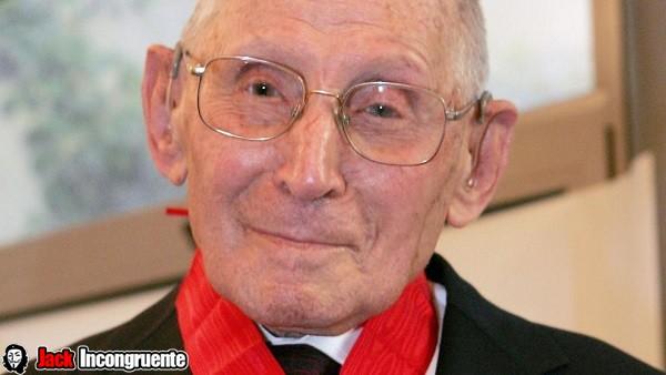 Georges Loinger Muere un héroe francés de 108 años