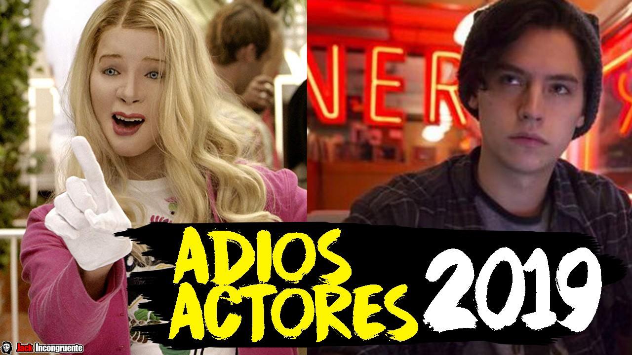 10 Actores que han ABANDONADO LA ACTUACION y que tal vez no sabias 2019