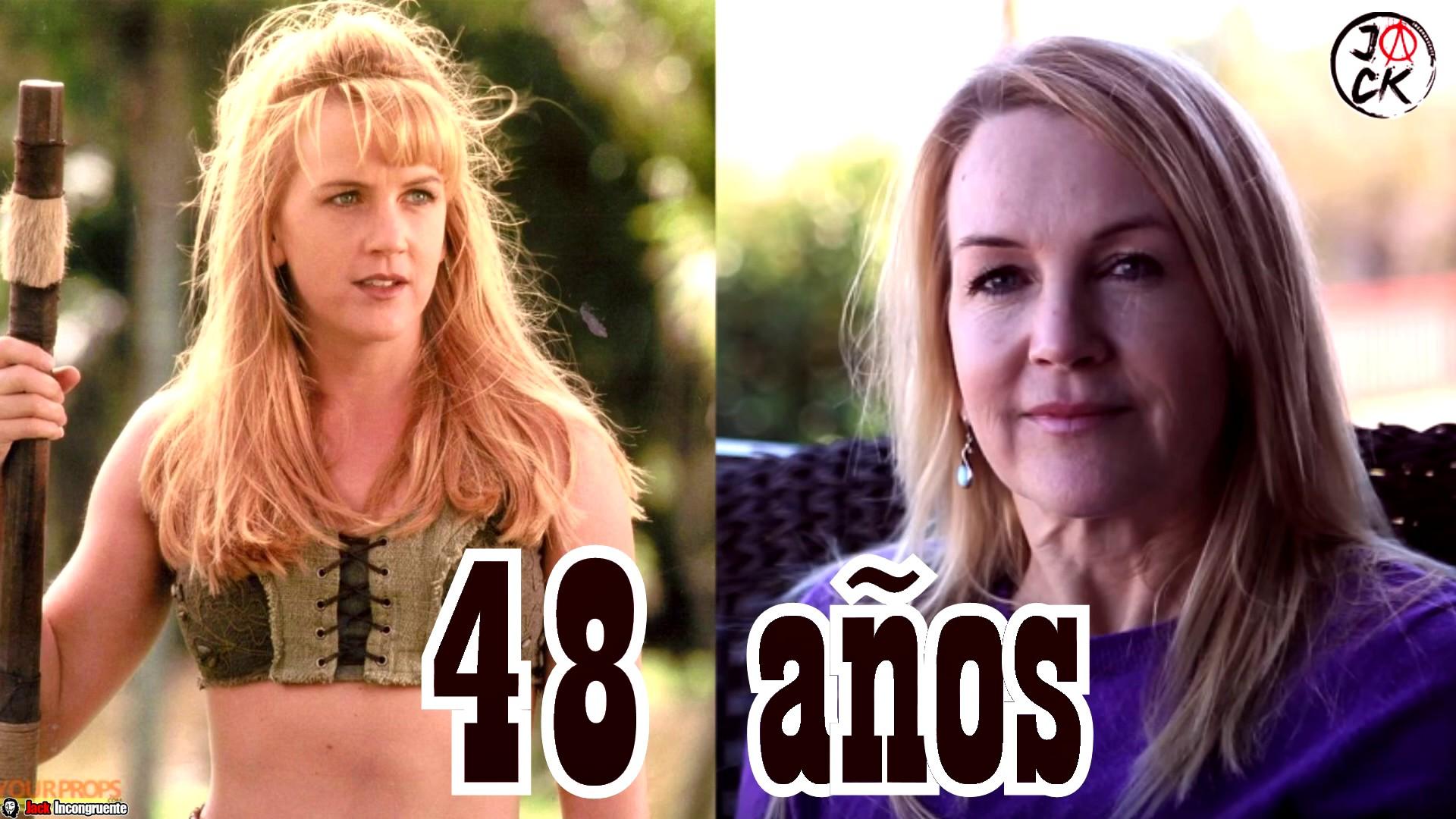 el-antes-y-el-despues-de-xena-la-princesa-guerrera-gabrielle Renée O'Connor 1995---2019-jack-incongruente