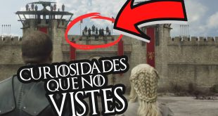 Curiosidades y detalles que no viste del episodio 4 de Game Of Thrones temporada 8