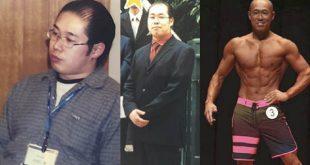 Shirapyong Hombre calvo y débil se convierte en un fisicoculturista competitivo después de ser abandona por su esposa.