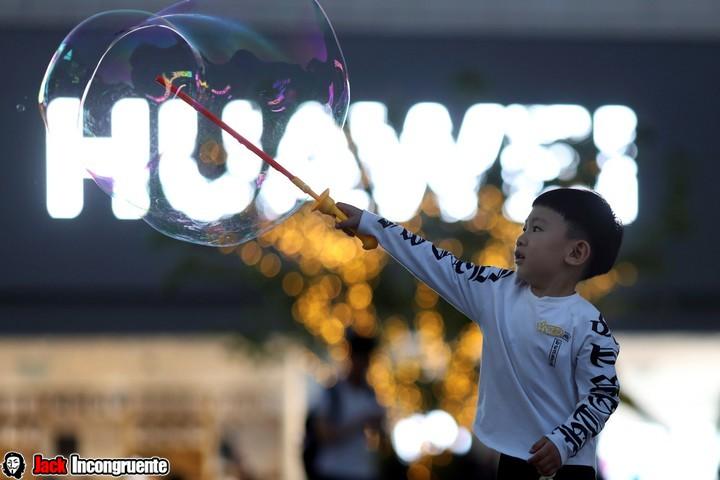 Todo un pais apoyara a la marca china Huawei