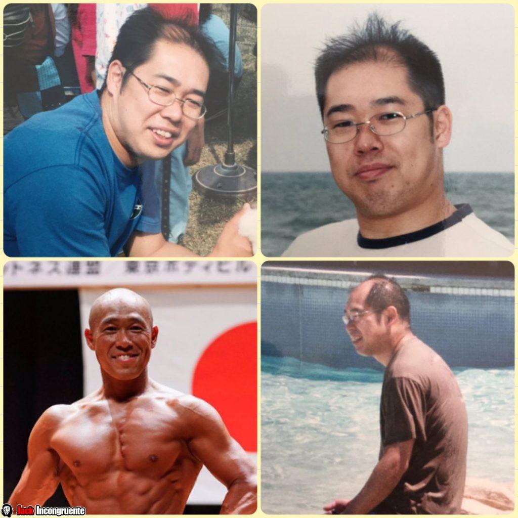 fisico culturista Shirapyong 1